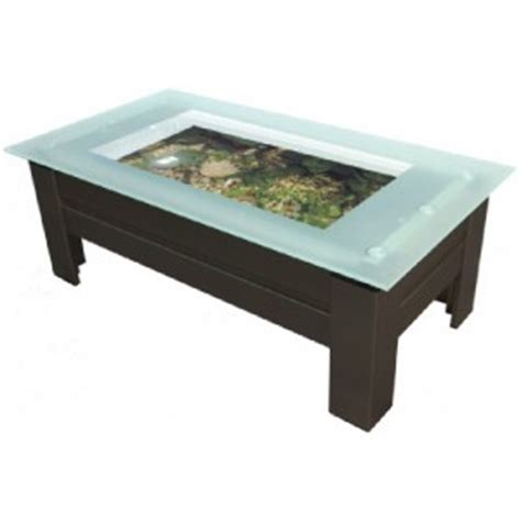 coffee table aquarium fish tank with built filtration ebay