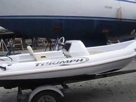 triumph boats youtube 2005 triumph 120 center console youtube