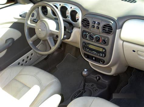 chrysler pt cruiser convertible
