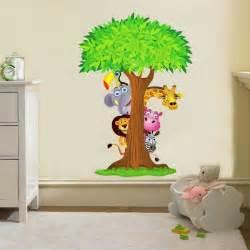 Childrens Removable Wall Stickers 28 coole fotos vom dschungel kinderzimmer archzine net