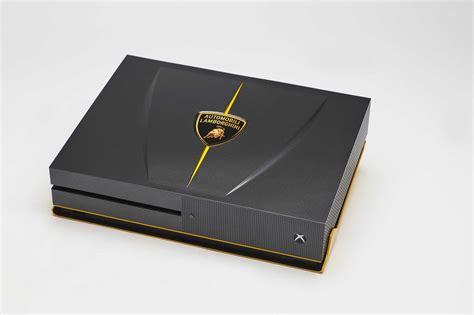 Xbox One Giveaway Australia - xbox australia is giving away this lamborghini xbox one s n3rdabl3