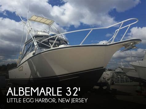 freshwater fishing boats for sale nj albemarle 320 express fisherman for sale in little egg