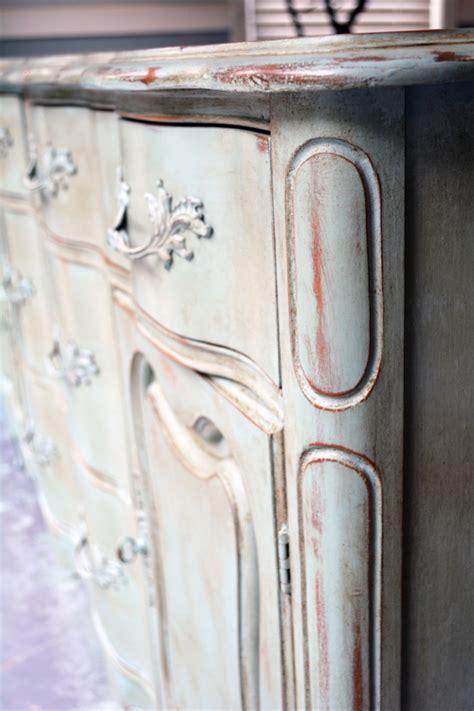 chalk paint robin s egg blue chalk paint china cabinet