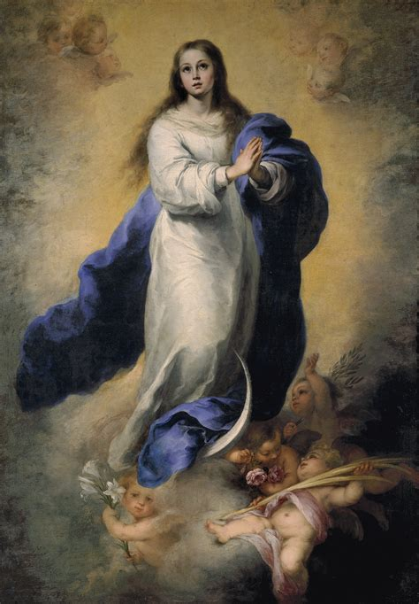 imagenes virgen maría inmaculada la inmaculada concepci 243 n de mar 237 a el dogma y la fiesta 8