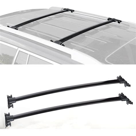 Roof Rack For Toyota Highlander 2013 by Roof Rack Cross Bars Luggage Carrier Fit For Toyota
