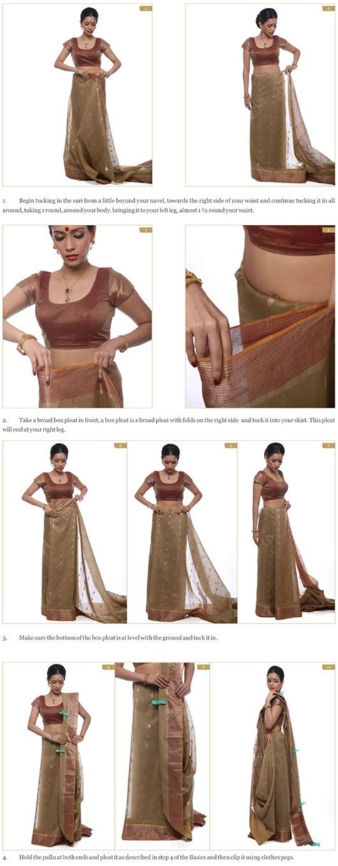 how to drape a saree video bengali saree on pinterest kalamkari saree saree