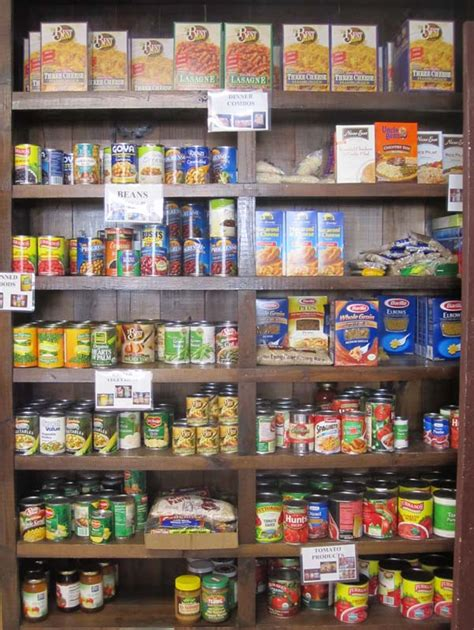 Shelf Food by Foodshelf Congregational Church