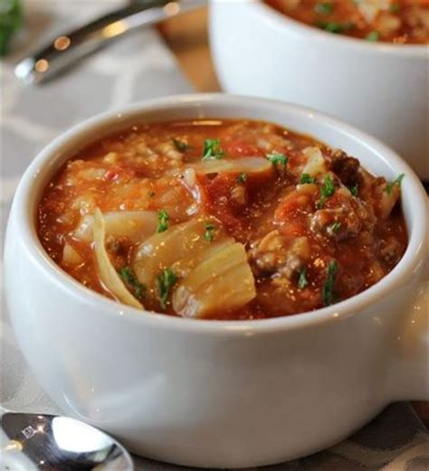 best slow cooker cabbage roll soup