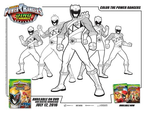 power rangers dino charge coloring pages to print power rangers dino charge coloring page mama likes this