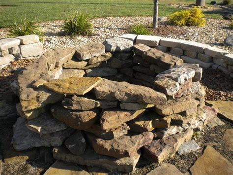 rock firepit 17 best images about pits on pits rock pits and