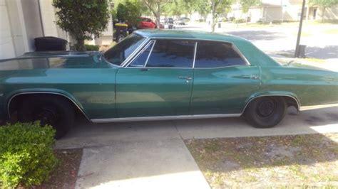 1965 impala 4 door 1965 chevy 4 door impala for sale chevrolet impala 1965