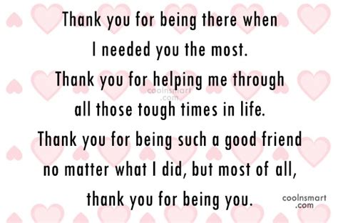 thank you letter friend quotes thank you quotes for co workers quotesgram