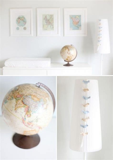 Travel Themed Nursery Decor 25 Best Ideas About Map Themed Room On Pinterest Travel Wall Travel Decorations And Travel