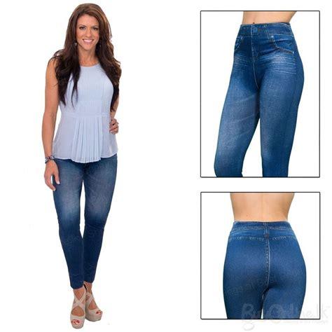 Celana Legging Pelangsing Caresse Jean As Seen Tv 1 Slim N Lift Caresse Fits Perfectly To Your Shape
