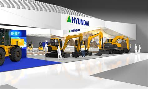 heavy hyundai industries hyundai heavy industries at samoter 2017 with impressive