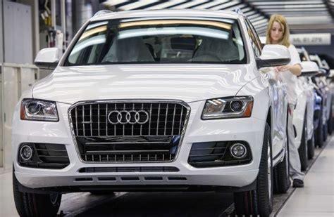 Audi Hauptversammlung by Hauptversammlung Der Audi Ag Quot Bauen Produktionsnetzwerk