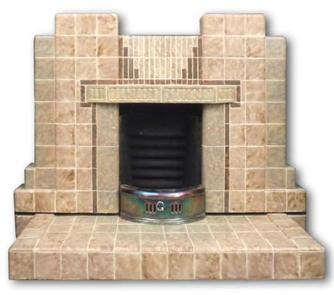 Deco Fireplace Tiles by 1000 Images About Deco Fireplaces And Screens On
