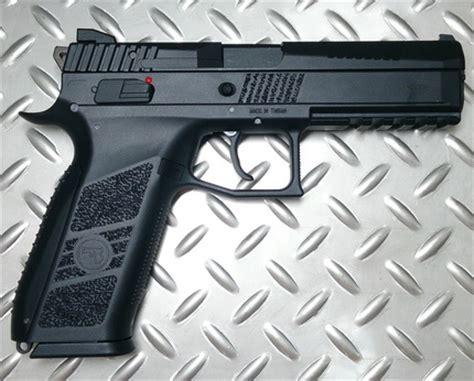 Swiss Army 1402 Black kjw cz p 09 black