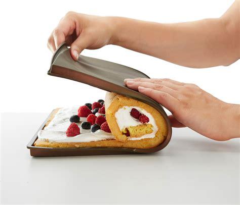Top Brand Kitchen Knives lekue jelly roll pan set brown ekitchenworld com