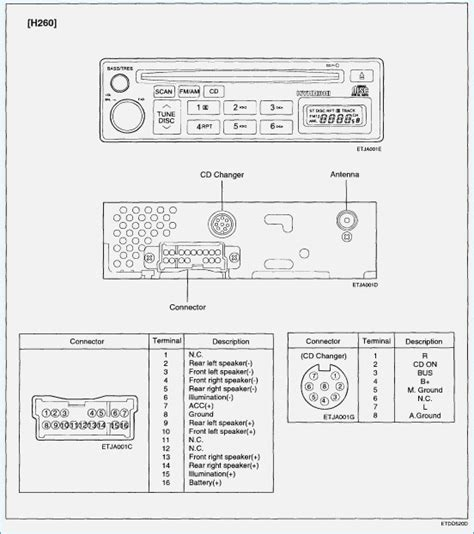 2006 hyundai tucson radio wiring diagram wiring diagram