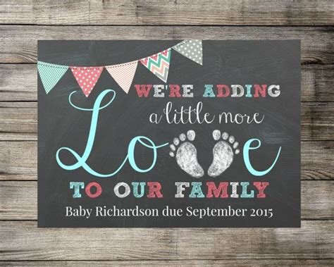 free printable pregnancy announcement templates best 25 pregnancy announcement wording ideas on