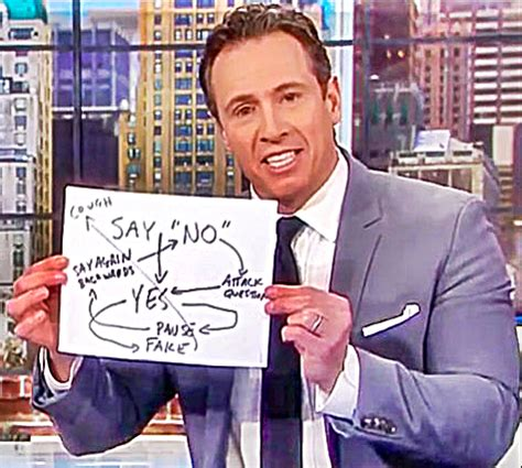 Anchorman Chris Cuomo Almost Bites It In Iraq by Chris Cuomo Salary Net Worth Wiki Age Trivia