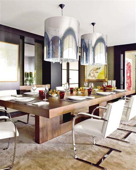 comedores modernos casas dining room table decor