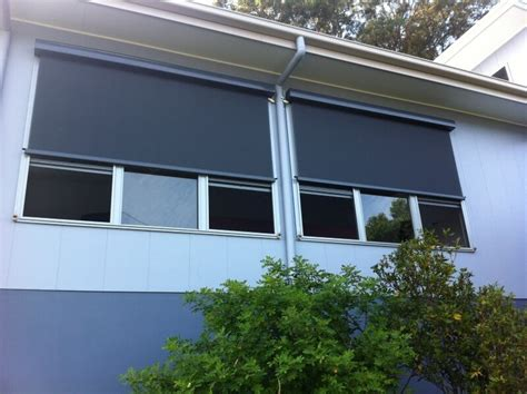 vertical awnings tensioned outdoor blinds sydney and north shore