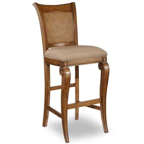 Why Is Stool Brown by Furniture Windward 30 75 Quot Bar Stool In Light Brown Cherry 1125 76460