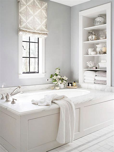 white bathroom design ideas the tub surround home