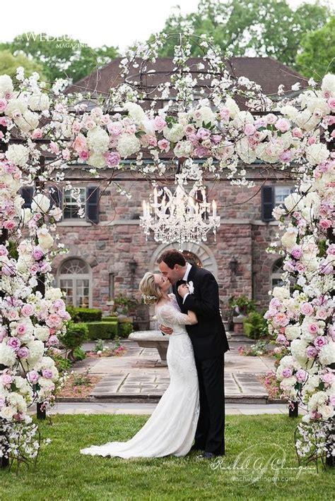 Backyard Wedding Flowers 37 Lush Floral Wedding Ideas You Ll Enjoy Weddingomania