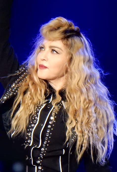 Cd Madonna World Tour list of madonna live performances