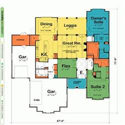 house plans with two master suites house plans with two master suites design basics http