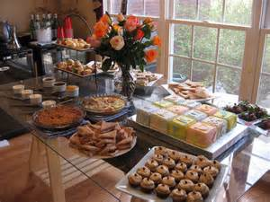 Baby shower food table amp desserts the food spread for my f