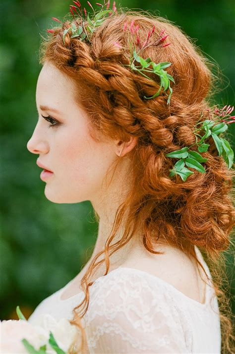 celtic wedding hairstyles irish braids to gain celtic wedding hairstyle hairstyle
