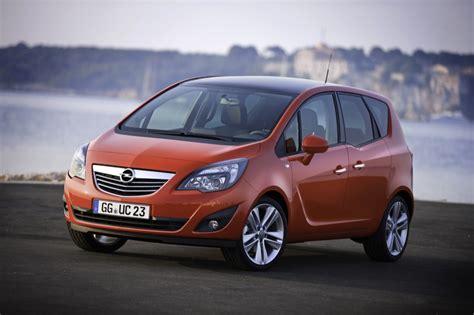 Opel Gm by 2011 Opel Meriva Gm Authority