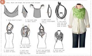 How To Fold An Infinity Scarf It S Written On The Wall Tutorial 6 Fabulous Ways To
