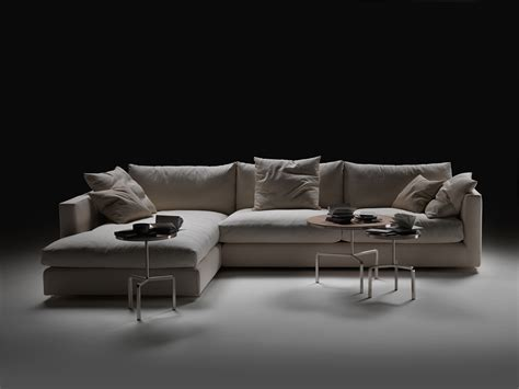 flexform sectional sofa flexform magnum sofa