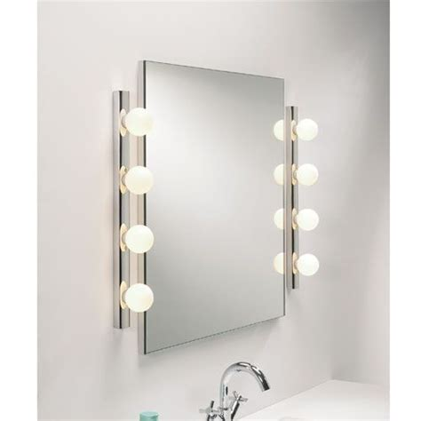polished chrome bathroom mirrors vanity mirrors with built in lights currently viewing