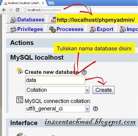 membuat tilan depan web sederhana menggunakan css membuat website sederhana dengan php dan mysql inzoent