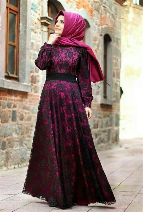 Maxi Mislina pin by aisha on styles muslim dress