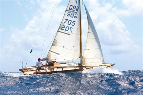 sailing boat across atlantic solo across the atlantic in a folkboat yachting world