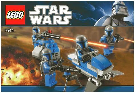 Lego Wars 7914 Mandolerian Battle Pack 1 lego mandalorian battle pack 7914 wars