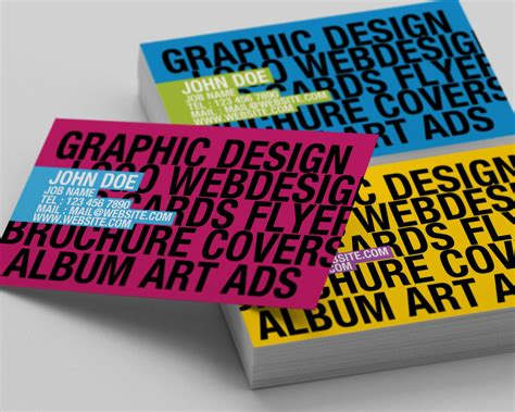 50 impressive business cards from professional artists custom creative professional business card design by