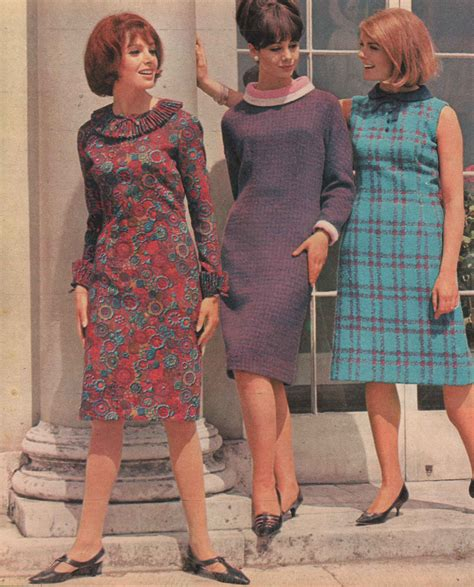 1960s Wardrobe by 1960s Fashion Autumn Wardrobe Plan For 1964 Glamourdaze