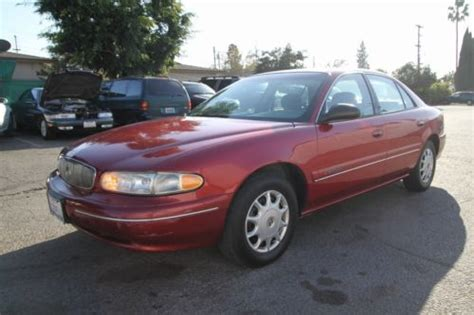 1998 buick century overview cars com purchase used 1998 buick century custom sedan 93k low miles automatic 6 cylinder no reserve in