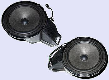 Speaker Advance S500 loud speaker fond 2pcs 6 ohm mercedes 2018200402 b66828982 b66828920 b66828981 b66828982