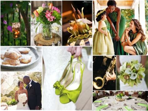 46 best images about princess and the frog wedding theme plans on green and gold