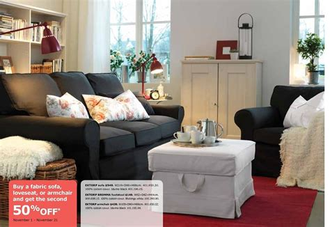ikea couches canada canada 50 off your 2nd fabric sofa purchase at ikea
