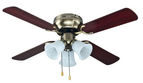 Ceiling Fan by Cool Eb52039 42in Bronze Ceiling Fan